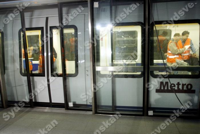 metro tunnelbana köpenhamn