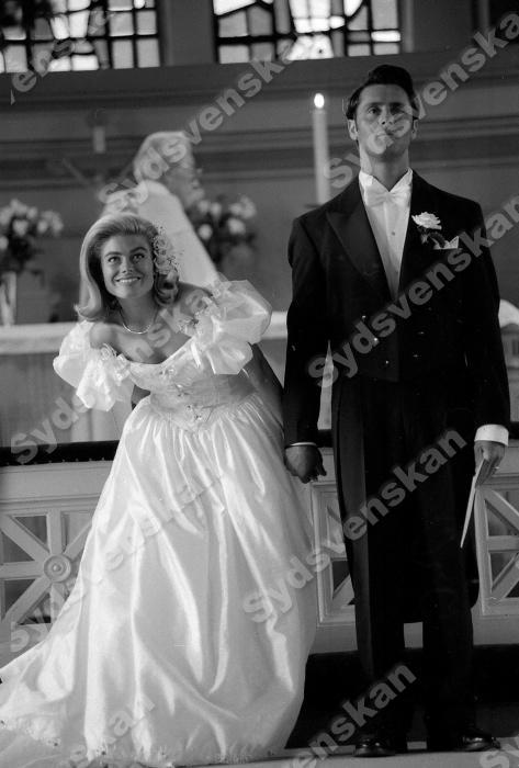 pernilla wahlgren bröllop